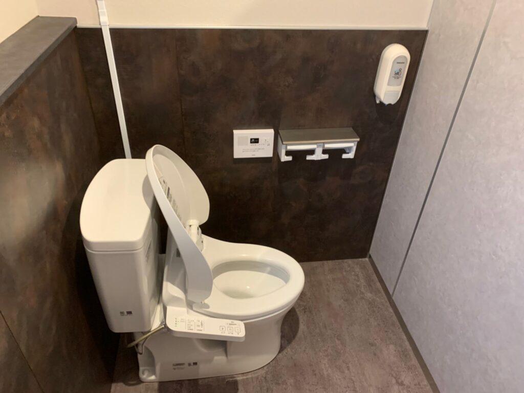 伊丹市 某事務所トイレ改修工事